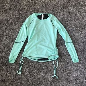 Lucy Yoga Athleisure Top Breathable